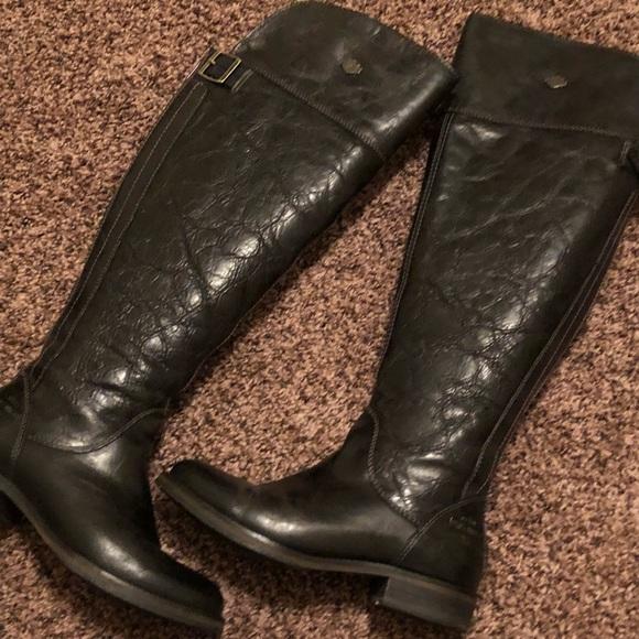 da636c105 Harley-Davidson Shoes - Black Monique Harley Davidson Tall Riding Boots